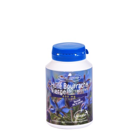 Bourrache BIO 500 mg